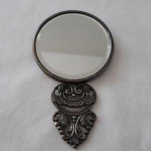 VTG Handheld Mirror Hans Jensen Denmark Pocket